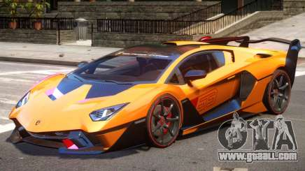 Lambo Alston V1 for GTA 4