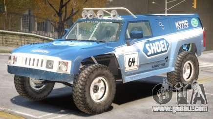Hummer H3 V1 PJ6 for GTA 4