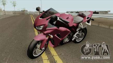 Honda CBR 1000RR for GTA San Andreas