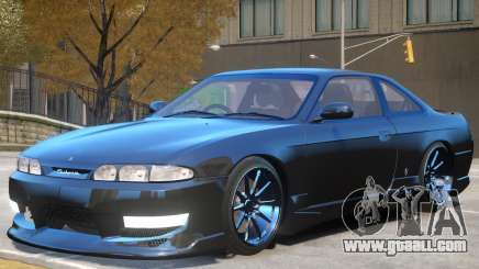 Nissan Silvia S14 V1 for GTA 4