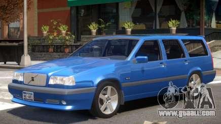 1996 Volvo 850 V1.1 for GTA 4