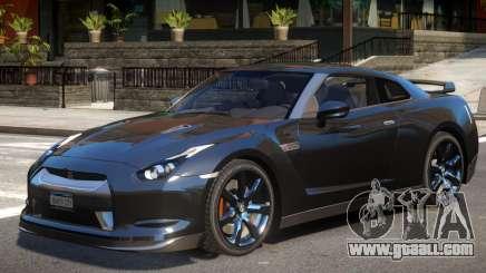Nissan GTR R35 V1.2 for GTA 4
