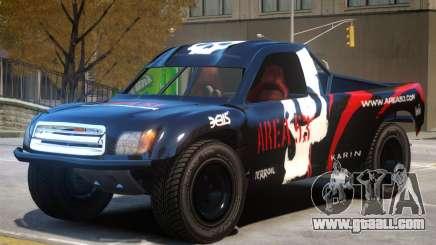 Toyota Tundra Sahara PJ4 for GTA 4