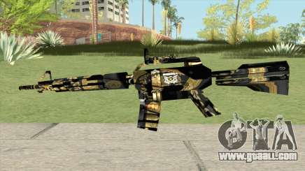 Assault Rifle (French Armed Forces) for GTA San Andreas