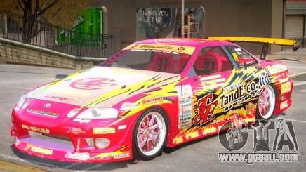 Toyota Soarer V1 PJ2 for GTA 4