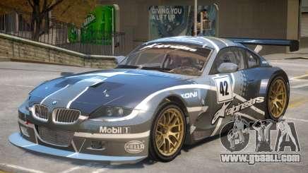 BMW Z4 V1 PJ2 for GTA 4