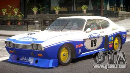 1974 Ford Capri V1.2 for GTA 4