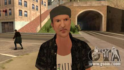Fedor Dobronravov (Ivan Bucko) for GTA San Andreas