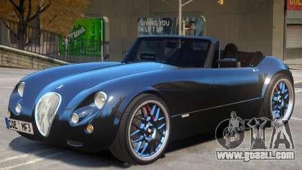 Wiesmann MF3 Roadster R3 for GTA 4