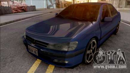 Peugeot 406 Improved for GTA San Andreas
