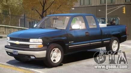 Chevrolet Silverado Upd for GTA 4
