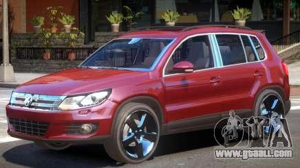 Volkswagen Tiguan V1.1 for GTA 4