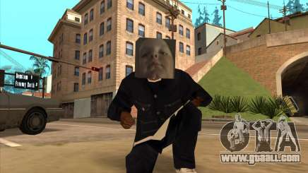 The cook asks the chef for GTA San Andreas
