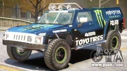 Hummer H3 V1 PJ1 for GTA 4