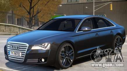 Audi A8 M7 for GTA 4