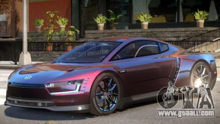 Volkswagen XL Sport Upd for GTA 4