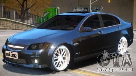 Chevrolet Omega V1 for GTA 4
