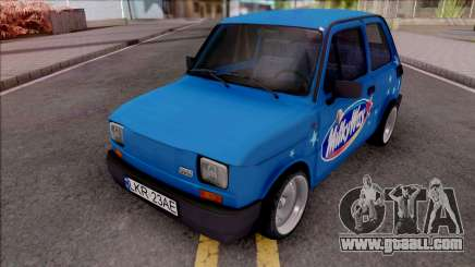 Fiat 126p Milkyway for GTA San Andreas