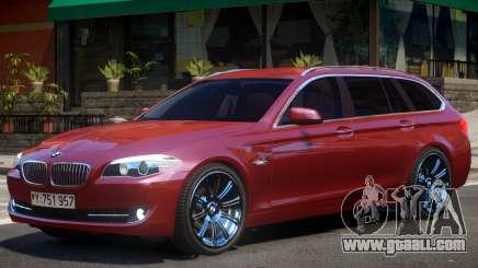 BMW 525i V1 for GTA 4