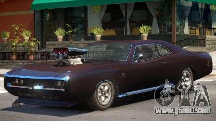 Reaper Dukes V1 for GTA 4