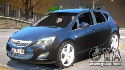 Opel Astra V2 for GTA 4