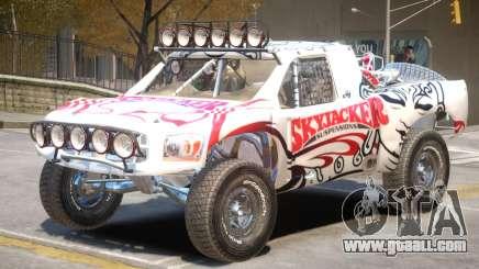 Dodge Ram Rally Edition PJ3 for GTA 4