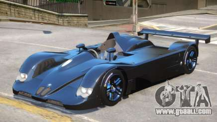 BMW V12 LMR V1 for GTA 4