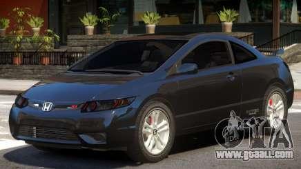 Honda Civic Si V1.1 for GTA 4