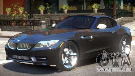 BMW Z4 V1.0 for GTA 4