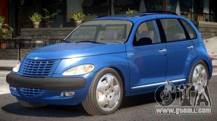 Chrysler PT Cruiser V1 for GTA 4