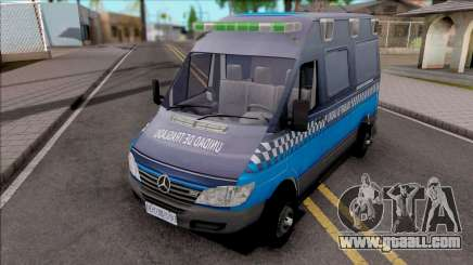 Mercedes-Benz Sprinter Unidad de Traslado for GTA San Andreas