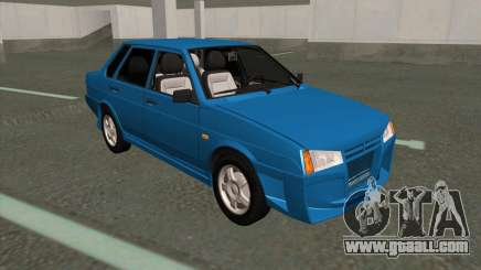 VAZ 21099 Tuning Full for GTA San Andreas