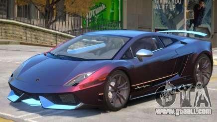 Gallardo Superleggera V1 for GTA 4