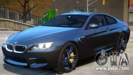 BMW M6 F13 V1 for GTA 4