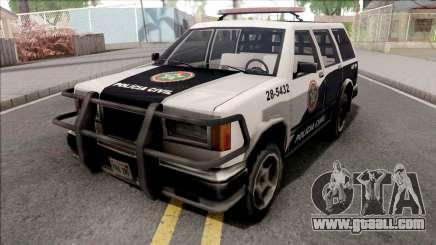 Landstalker PMERJ v3 for GTA San Andreas