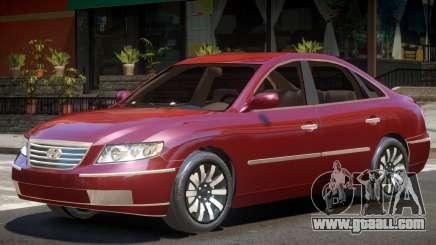 Hyundai Azera V1 for GTA 4