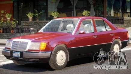 Mercedes 250D V1.1 for GTA 4