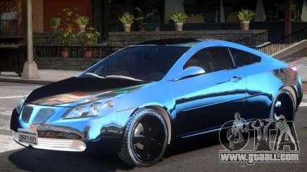 Pontiac G6 V1 for GTA 4