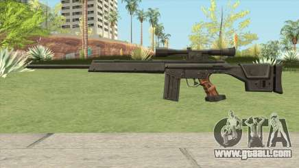 HK PSG-1 Sniper for GTA San Andreas