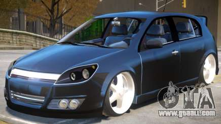 Opel Astra V1 for GTA 4