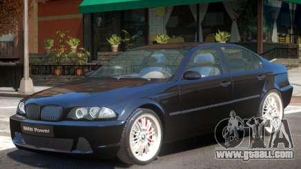 BMW 320i V1 for GTA 4