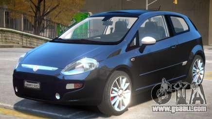 Fiat Punto V1 for GTA 4