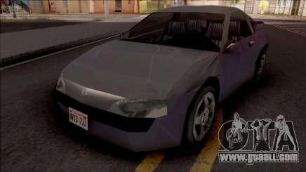 Chevrolet Tigra SA Style for GTA San Andreas