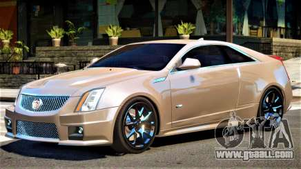 Cadillac CTS-V V2 for GTA 4