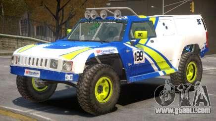 Hummer H3 V1 PJ2 for GTA 4