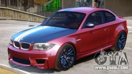 BMW M1 Sport V1 PJ1 for GTA 4