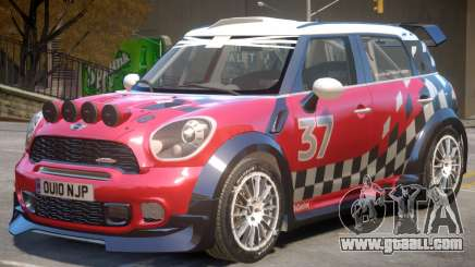 Mini Countryman Rally Edition V1 PJ1 for GTA 4