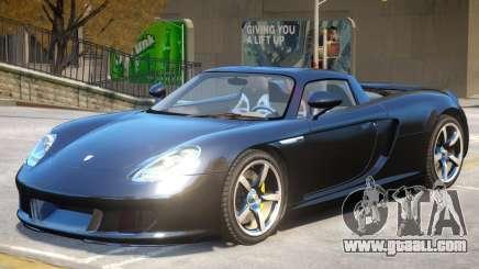 Porsche Carrera V1.2 for GTA 4