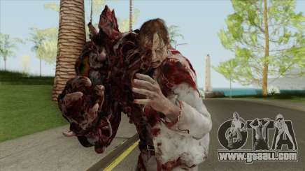 William Birkin G1 (RE2 Remake) for GTA San Andreas