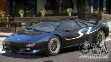 1997 Lambo Diablo V1 for GTA 4